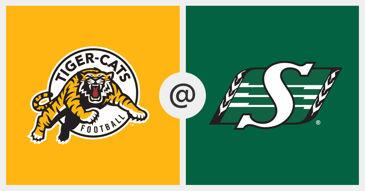 2016 09 24 Hamilton Tiger Cats Vs Saskatchewan
