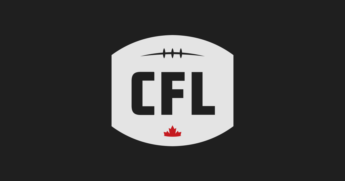 Bombers release eight players - CFL.ca